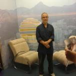 No Programa Bom Dia Cidade na TVCidade com Carolina Costa