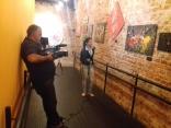 Entrevista com Amanda Leontina para a Rede Petrópolis de Televisão -  Canal 10.